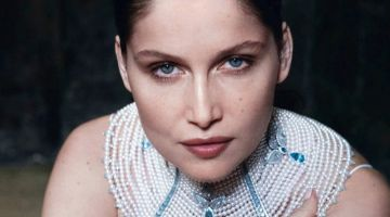 Laetitia Casta Looks as Elegant as Ever for Tatler Russia