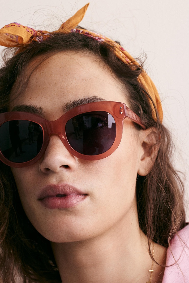 Madewell Pacific Cat Eye Sunglasses