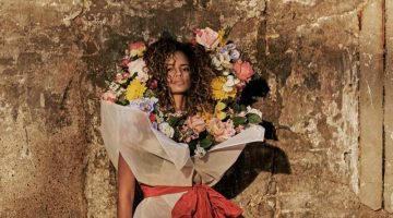 Malaika Firth Models Spring's Statement Styles for How to Spend It