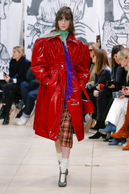 Miu Miu Fall Winter 2018 Runway Fashion Gone Rogue