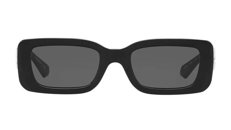 46d96d6132c Off-White x Sunglass Hut HU4001 51 Sunglasses in Black Grey  179