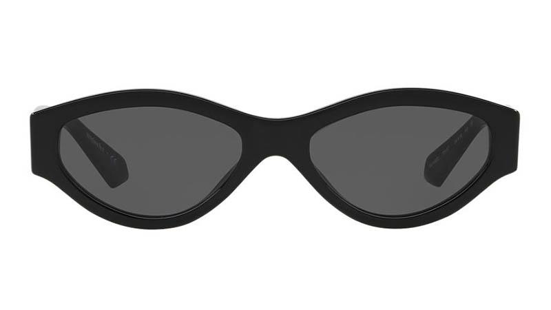 1ebc4e1d41 Off-White x Sunglass Hut HU4002 54 Sunglasses in Black Grey  179