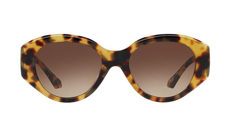 Off-White x Sunglass Hut HU4003 54 Sunglasses in Tortoise/Brown $179