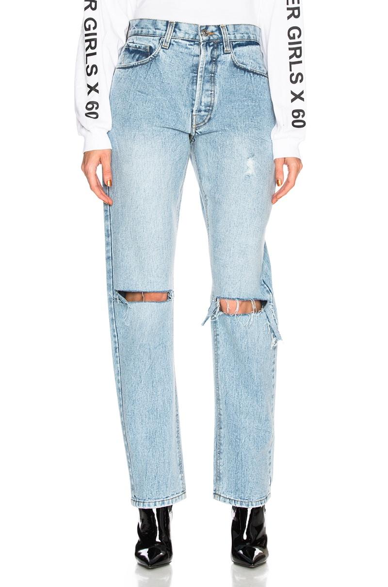 Palmer Girls x Miss Sixty Mom Jeans $162