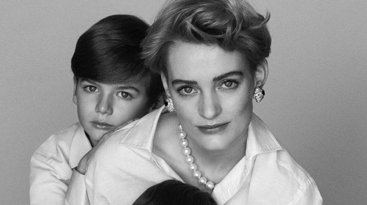 Sunniva Vaatevik Channels Princess Diana for Spanish Vogue