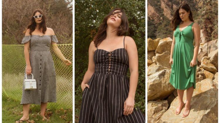Reformation plus size dresses