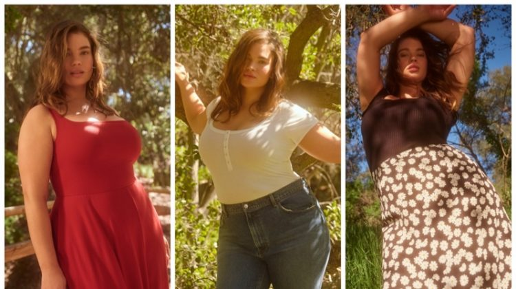 Reformation plus size curve collection