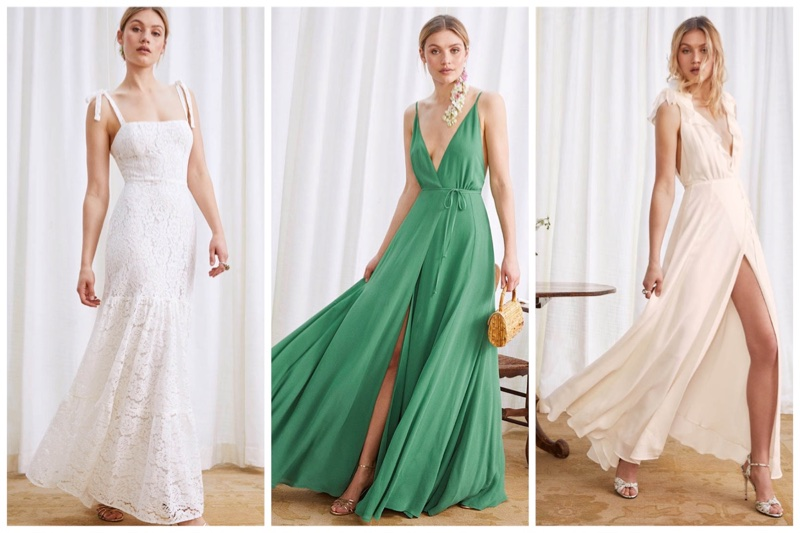 9beb8b3092ba44 Reformation | Wedding & Bridesmaid Dresses | Spring 2018 | Shop ...