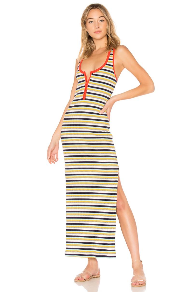 Splendid x Margherita Missoni Banda Maxi Dress $128
