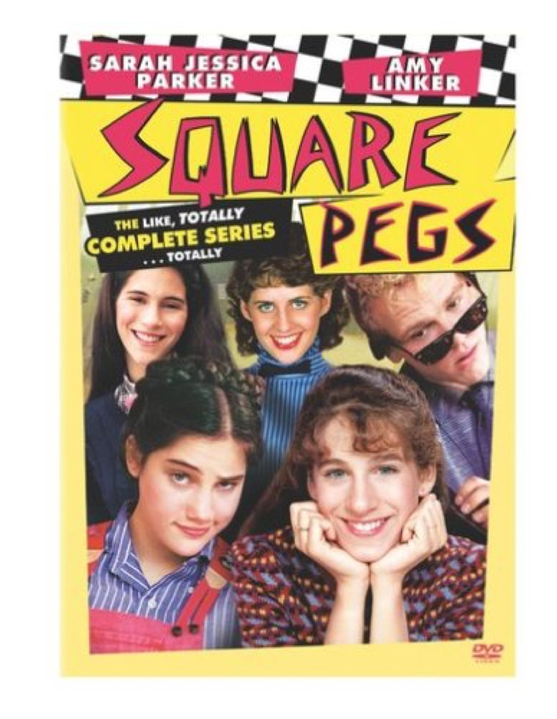 Sarah Jessica Parker in Square Pegs