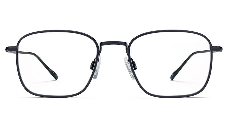 Warby Parker Stanley Glasses in Brushed Ink $195