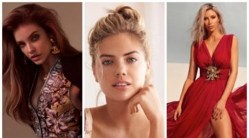 Week in Review | Barbara Palvin's New Cover, Kate Upton Models Yamamay, Kim Kardashian for Vogue India + More