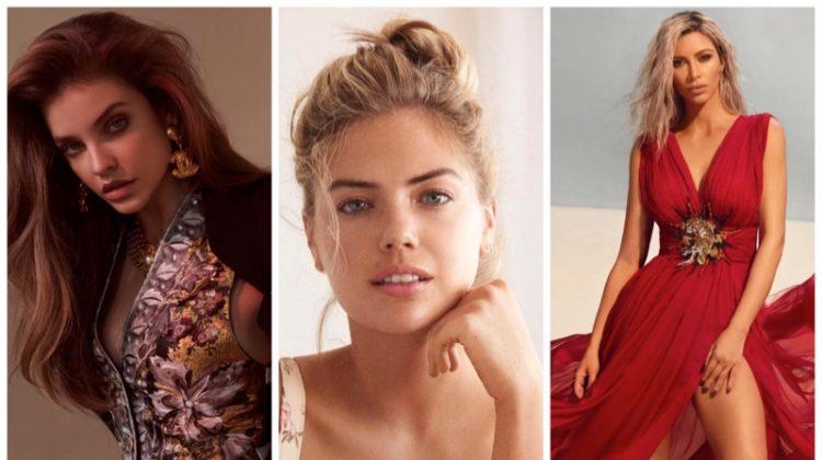 Week in Review | Barbara Palvin's New Cover, Kate Upton Models Yamamay, Kim Kardashian for Vogue India + More
