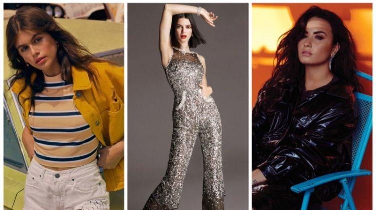Week in Review | Kendall Jenner's New Cover, Kaia Gerber for Penshoppe, Demi Lovato Covers Billboard + More