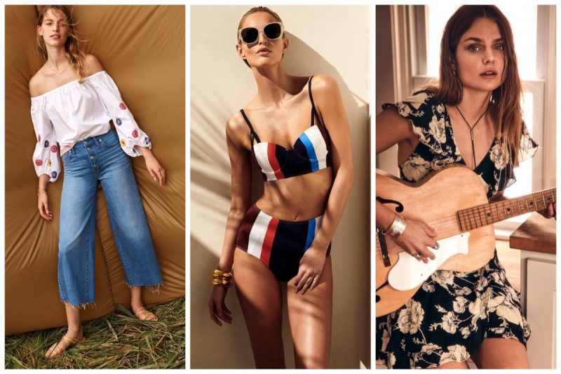 See the best outfits for April 2018