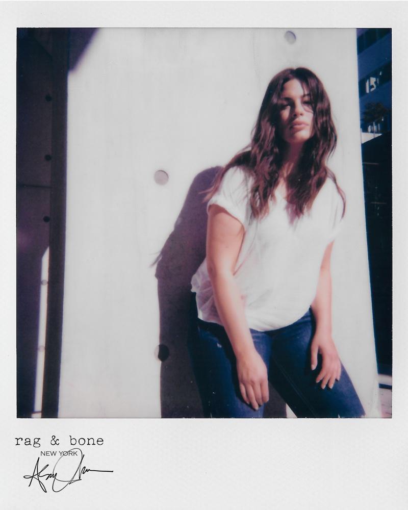 Rag & Bone taps Ashley Graham for DIY Project