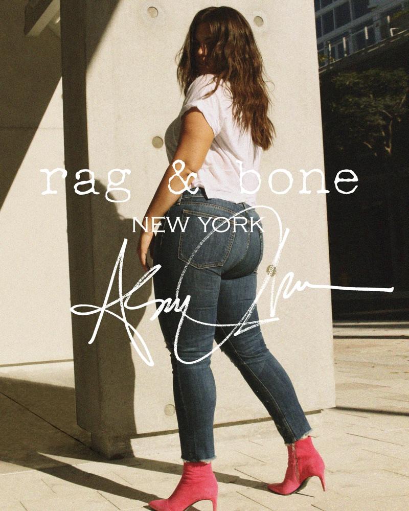 Ashley Graham stars in Rag & Bone's DIY Project