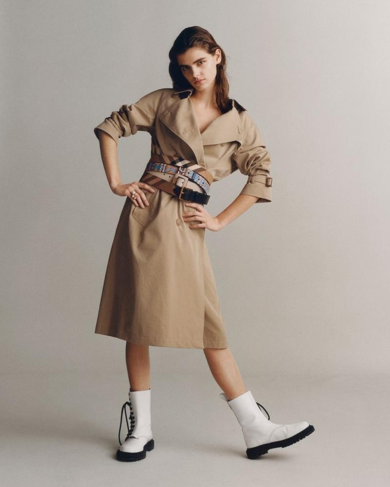 05eaf686f99b Burberry | The Trench Reimagined | 2018 | Ad Campaign | Fashion Gone ...