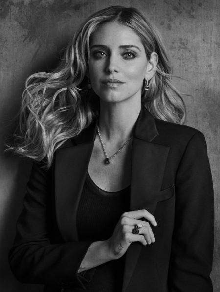 Italian jeweler Pomellato taps Chiara Ferragni for 2018 campaign