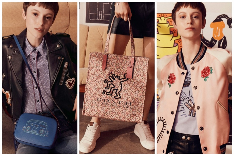 Coach x Keith Haring collaboration