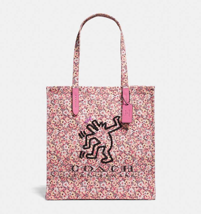 Coach x Keith Haring Tote Bag $175