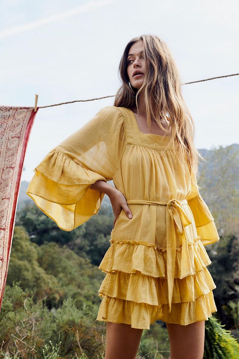 Endless Summer Gretta Mini Dress