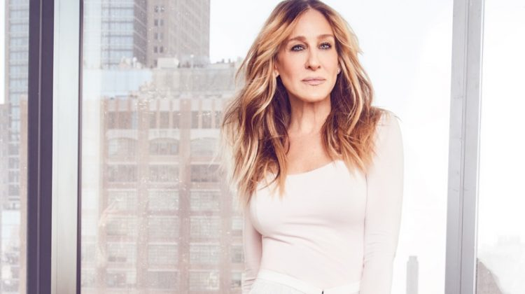 Wedding Bells: Sarah Jessica Parker Teams Up with Gilt on Bridal Collection