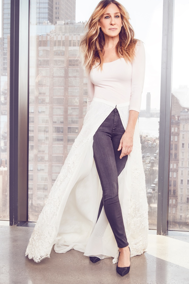SJP by Sarah Jessica Parker x Gilt Bridal collection