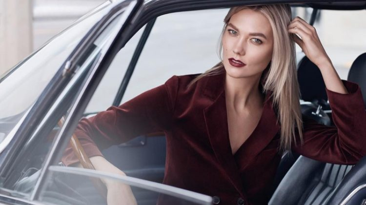 Karlie Kloss is the New Face of Estee Lauder - See the Photos!