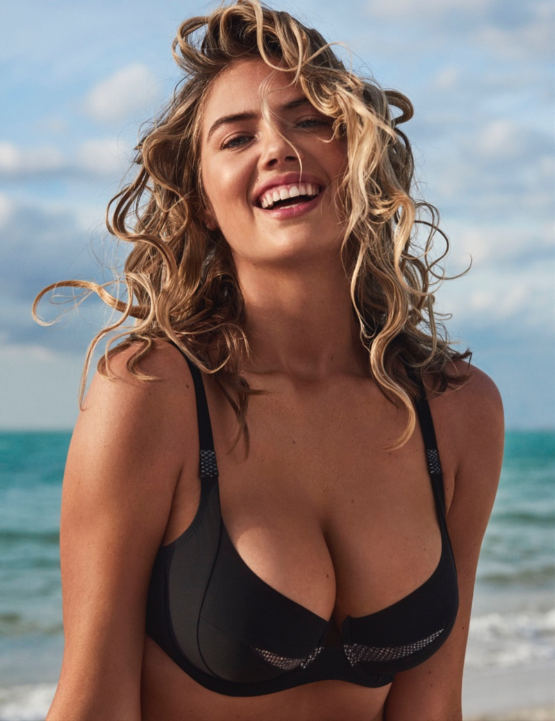 Kate Upton stars in Yamamay Swimwear's Summer 2018 campaign