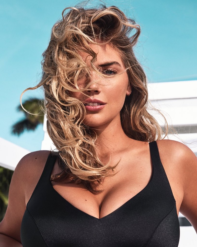 Supermodel Kate Upton fronts Yamamay Swimwear's summer 2018 campaign