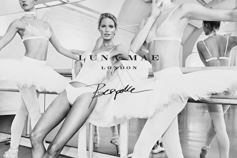 Luna Mae London launches spring-summer 2018 Bespoke campaign