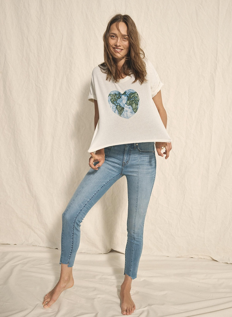 6b695c4b1760c Madewell x Surfrider Foundation Mother Earth Tee and Madewell 9