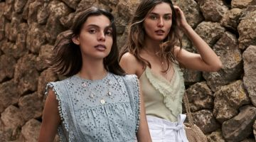 Mango unveils High Summer 2018 campaign