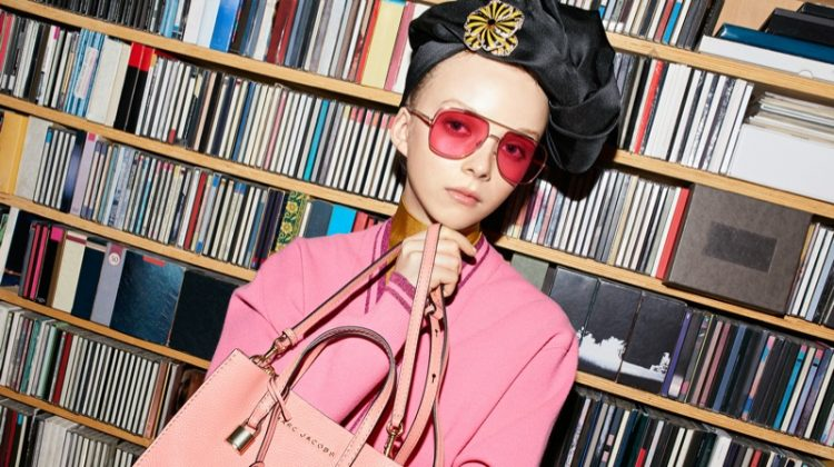 Marc Jacobs Gets Colorful With Spring 2018 Accessories Campaign