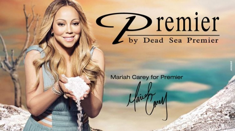 Mariah Carey to Defeat Aging with Premier Dead Sea