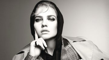 Natalia Vodianova Captivates for Vogue Poland Cover Story