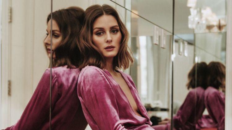 Olivia Palermo wears Temperley London jumpsuit