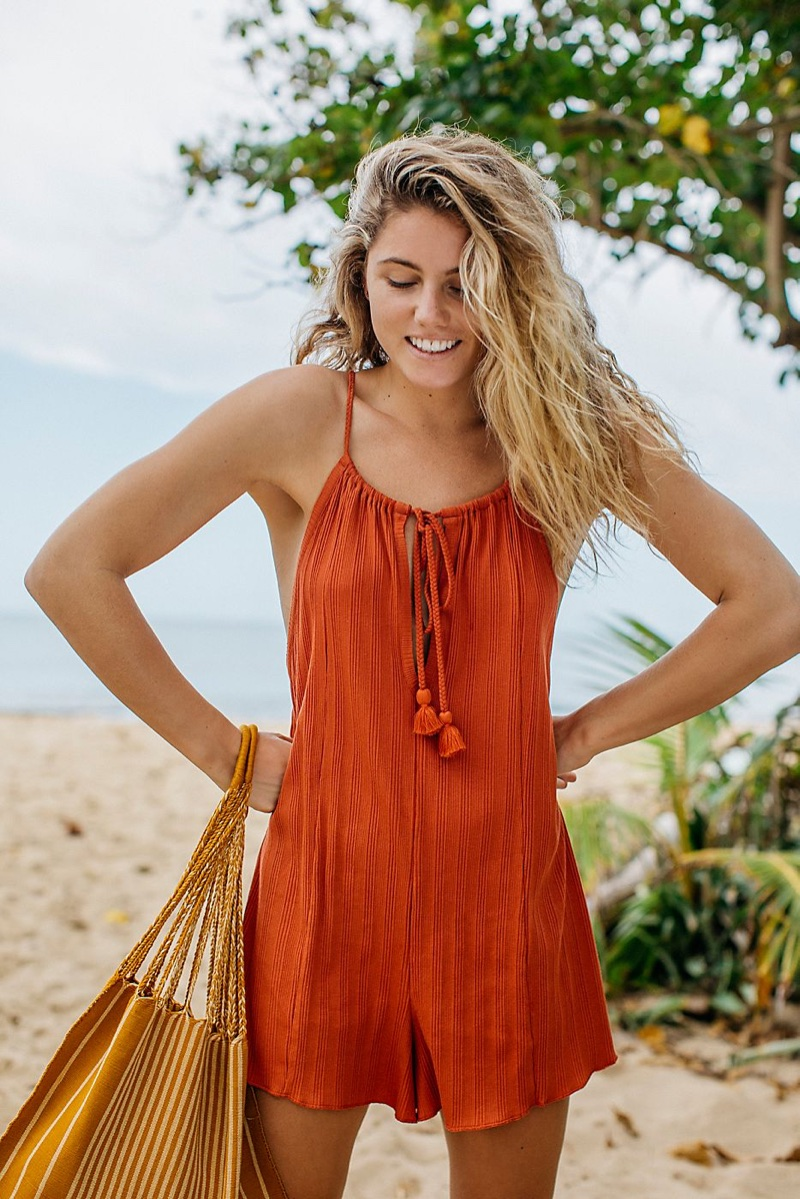 Intimately Free People Big Sur Romper