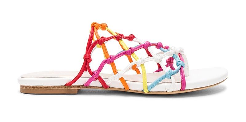 RAYE Bonnie Slide Sandal $128