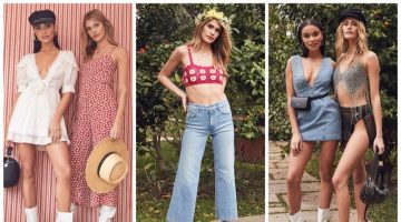 REVOLVE festival fashion 2018 clothing
