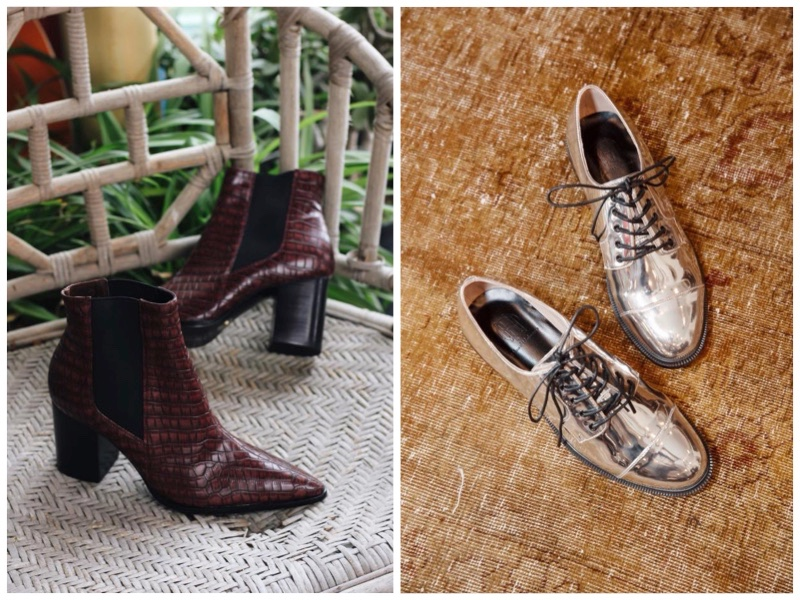 Shoe Gazing: House of Harlow 1960 x RAYE's Glam Styles