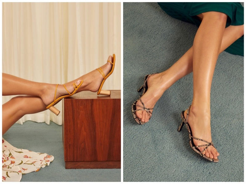 Shoe Gazing: Reformation's Spring-Ready Sandals