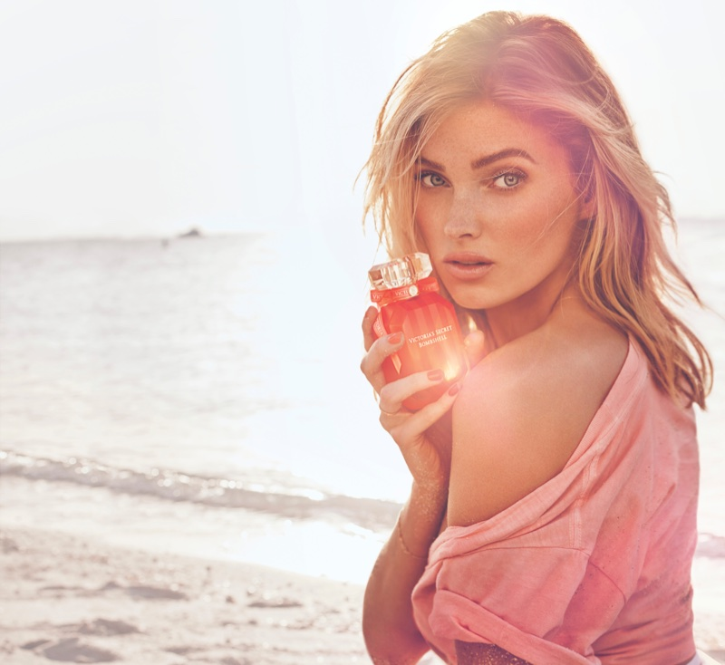 Elsa Hosk Wows In Victoria`s Secret Summer Bombshell Campaign