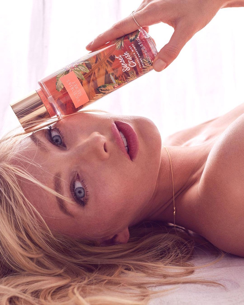 Victoria's Secret taps Elsa Hosk as the face of its Bombshell Summer fragrance