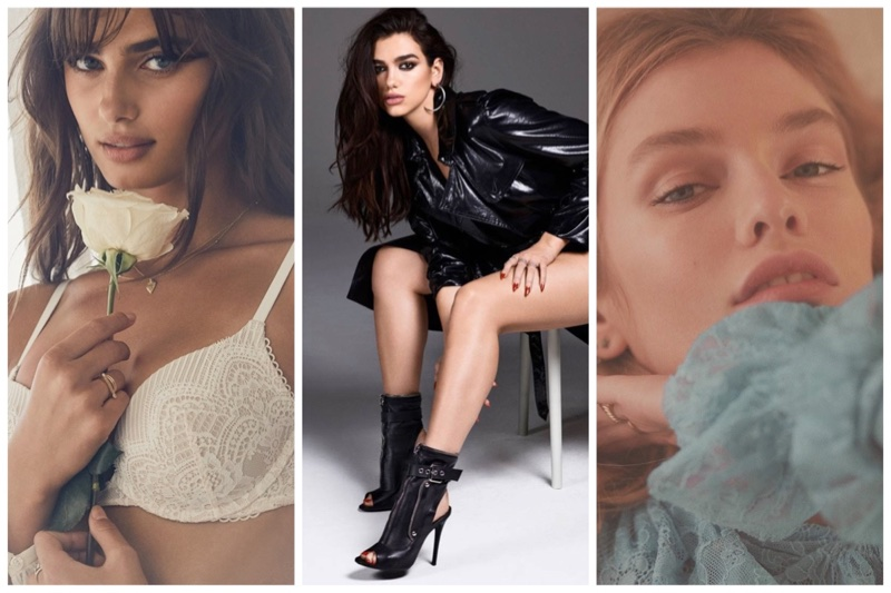 Week in Review | Stella Maxwell's New Cover, Victoria's Secret Bridal, Dua Lipa for GQ UK + More