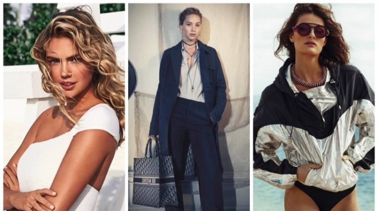 Week in Review | Kate Upton for Yamamay, Jennifer Lawrence Fronts Dior, Isabeli Fontana's New Cover + More