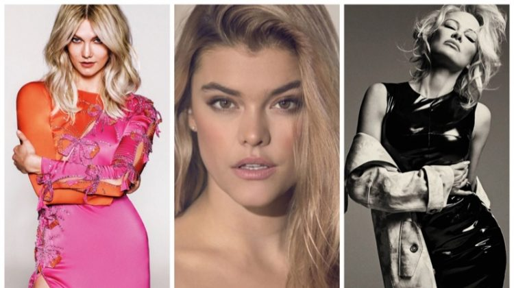 Week in Review | Karlie Kloss' New Cover, Nina Agdal for Leonisa, Pamela Anderson in ELLE Russia + More