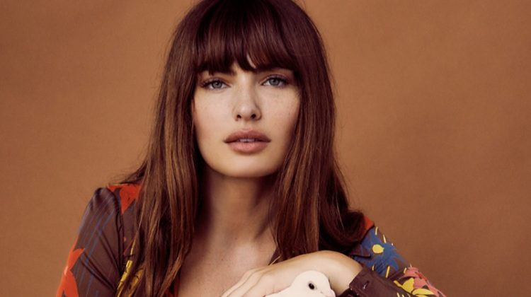 Alyssa Miller Models (and Designs) Debut Luggage Line