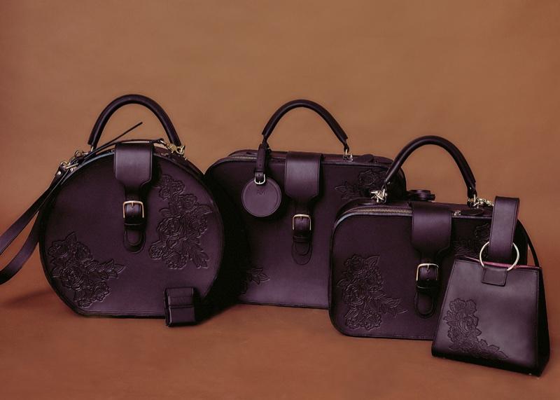 Handbags and luggage from Pilgrim